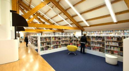 Bibliotheek Nieuw Waldeck