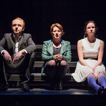 Faust Theaterschool workshop - Wie van de drie? (16-99 jaar)