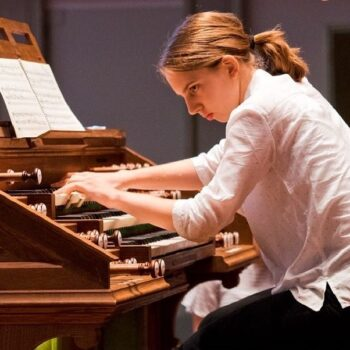 Orgelconcert bij Kaarslicht - Francesca Ajossa