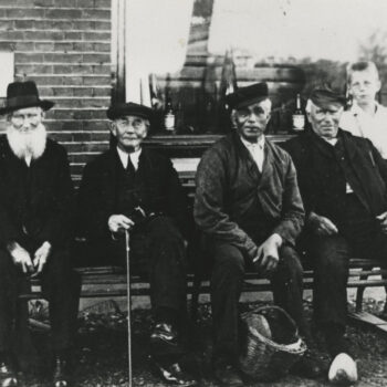 Haags Verhaal op bezoek in de klas